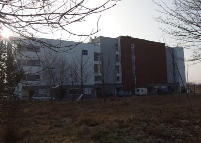 Etap II - zakończenie budowy
