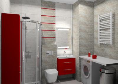 Wizualizacje łazienek