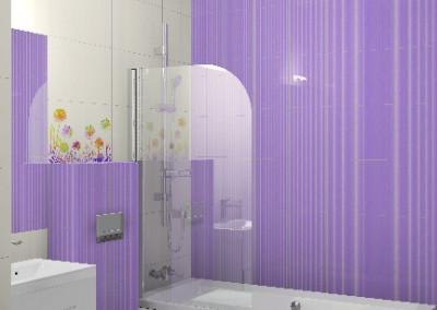 Etap II – Wizualizacje łazienek