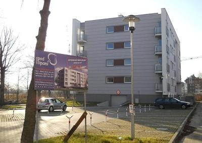 ukończenie budowy - październik 2011r.