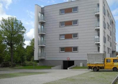 ukończenie budowy - lipiec 2011r.